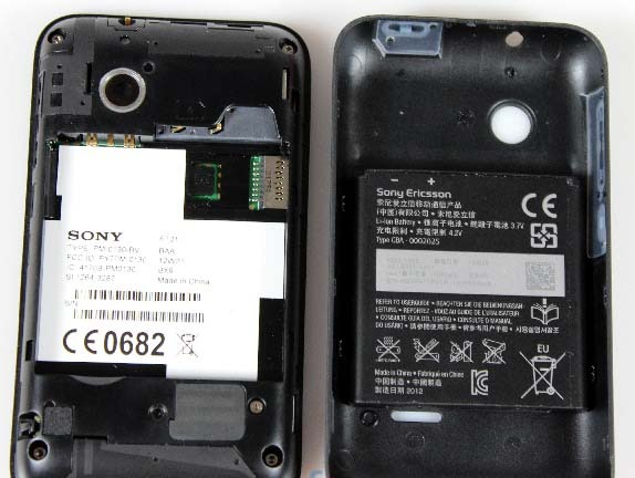 how to open dbk file sony xperia